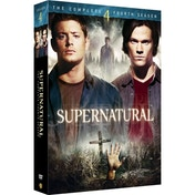 Supernatural Complete Fourth Season DVD