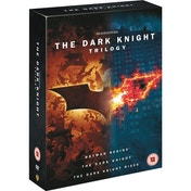 Dark Knight Trilogy DVD