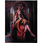 Small Friends Forever Canvas Picture by Anne Stokes
