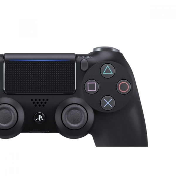 Ex-Display New Sony Dualshock 4 V2 Jet Black Controller PS4 Used - Like New