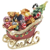 Craycombe Trinkets Sleigh With Presents