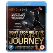 Don't Stop Believin': Everyman's Journey Blu-ray