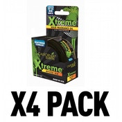 (4 Pack) California Scents Xtreme Arctic Ice Car/Home Air Freshener