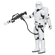 Star Wars The Force Awakens Hero Deluxe Figure - First Order Flametrooper