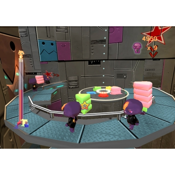 Roogoo Twisted Towers Game Wii - Image 3