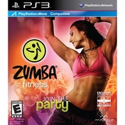 Playstation Move Zumba Fitness Game PS3 (#)