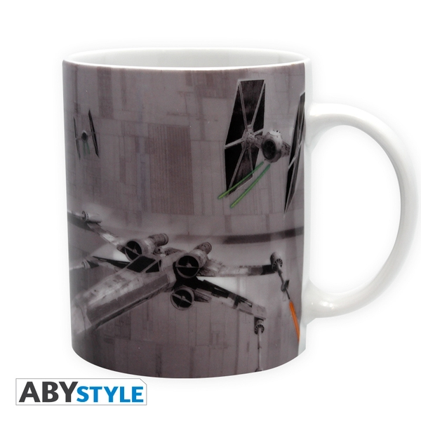 Star Wars - X-Wing Vs Tie Fighter Mug