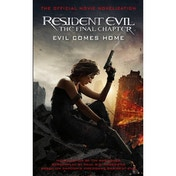 Resident Evil: The Final Chapter (The Official Movie Novelization) Paperback