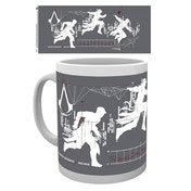 Assassins Creed - Run Mug