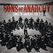 Soundtrack Sons of Anarchy Songs of Anarchy  Vol. 2 Original TV Soundtrack CD