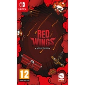 Red Wings Ace of the Sky Baron Edition Nintendo Switch Game