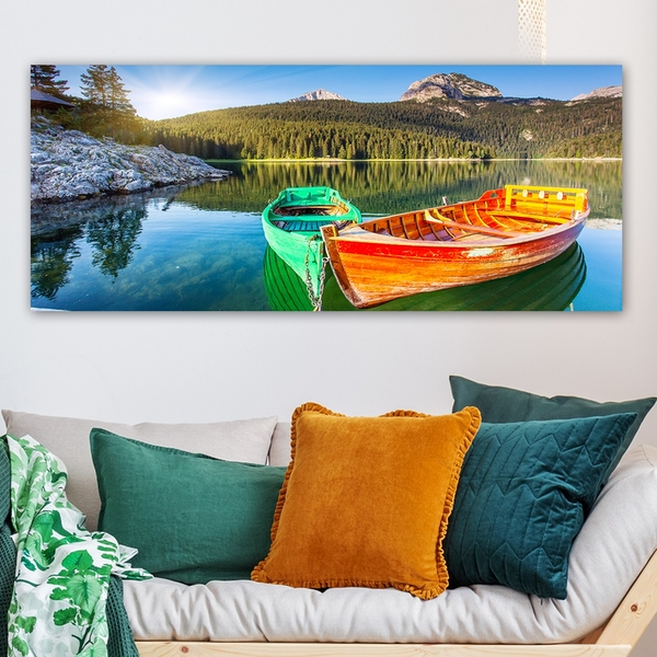 YTY130714175_50120 Multicolor Decorative Canvas Painting