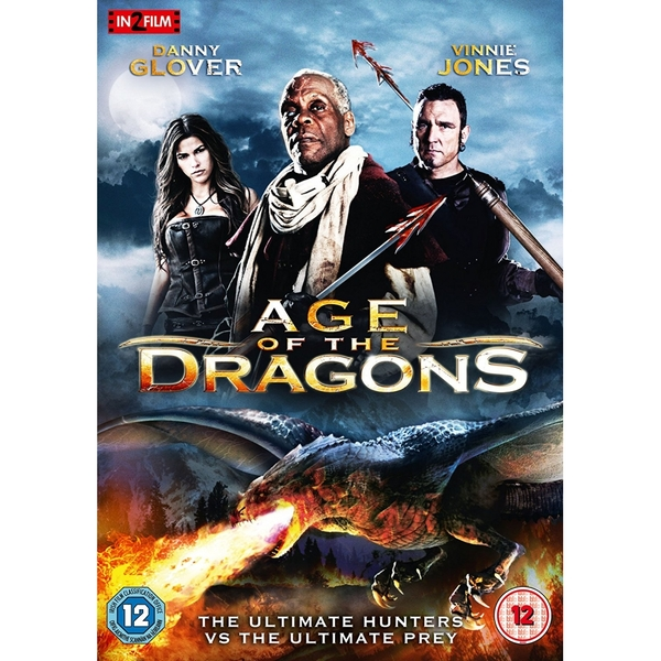 Age Of The Dragons DVD
