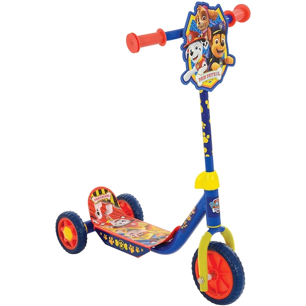 Paw Patrol Deluxe Tri Scooter