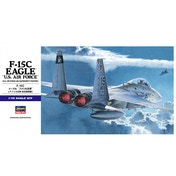 Hasegawa 1:72 F-15C Eagle U.S Air Force Model Kit