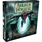 Arkham Horror LCG: Secrets of the Order Third Edition Board Game