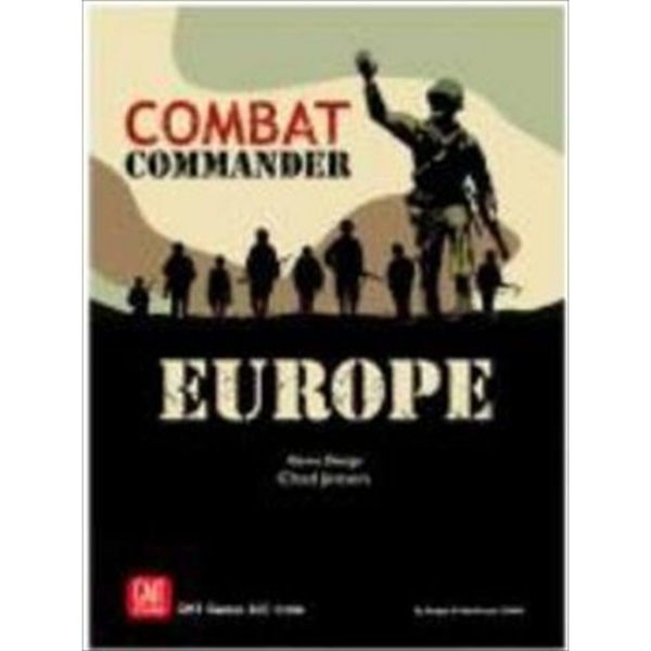 Combat Commander Europe Reprint Edition Board Game