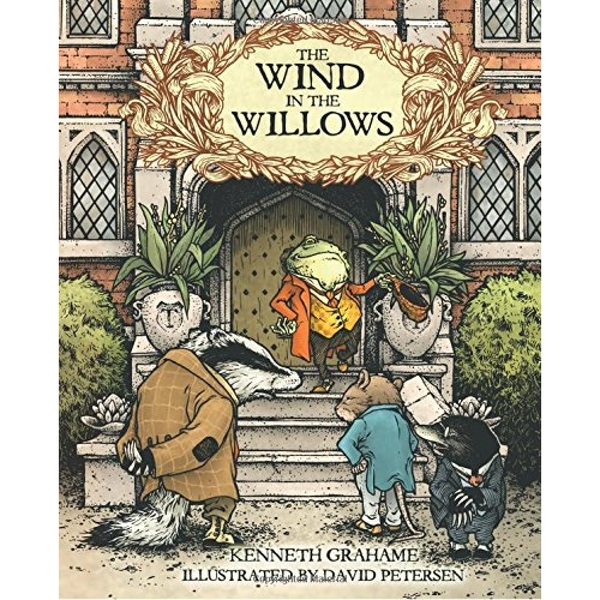 The Wind In The Willows Hardcover