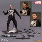 The Punisher (Marvel) One:12 Collective Action Figure