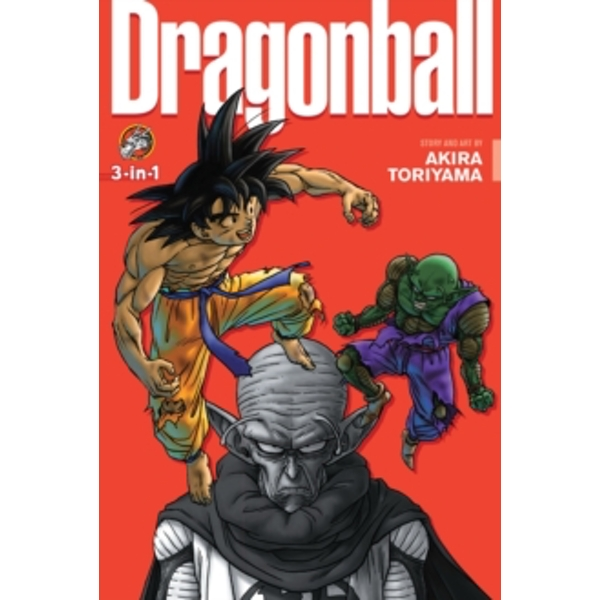 Dragon Ball (3-in-1 Edition), Vol. 6 : Includes vols. 16, 17 & 18 : 6