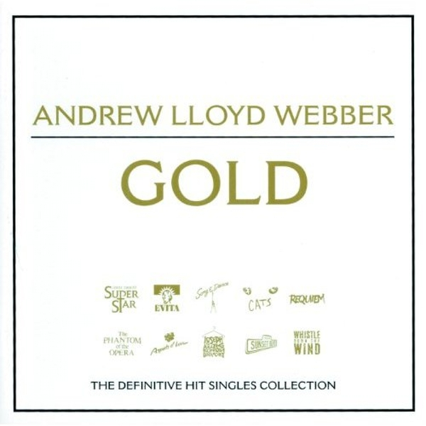 Andrew Lloyd Webber - Gold - Greatest Hits CD