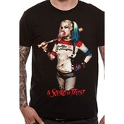 Suicide Squad HQ Unisex Medium T-Shirt