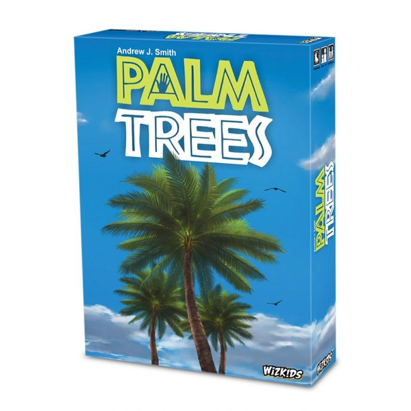 Palm Trees Card Game