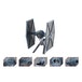 Imperial TIE Fighter (Star Wars: The Empire Strikes Back) Hot Wheels Elite Diecast - Image 3