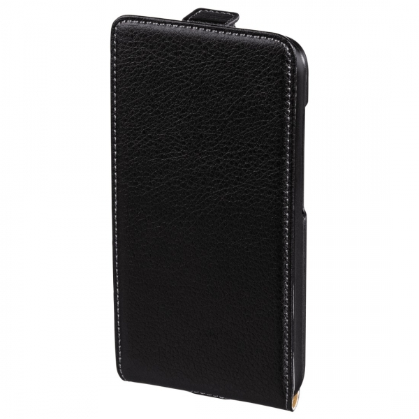 Huawei Ascend Y550 Smart Flap Case (Black) - Image 1