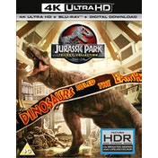Jurassic Park Trilogy 4K UHD   Digital Download Blu-ray Region Free