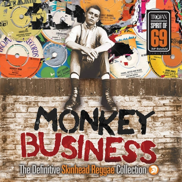 Various Artists - Monkey Business: The Definitive Skinhead Reggae Collection Vinyl