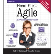 Head First Agile: A Brain-Friendly Guide to Agile and the PMI-ACP Certification by Andrew Stellman, Jennifer Greene (Paperback, 2017)