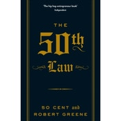 The 50th Law by Robert Greene, 50 Cent (Paperback, 2013)