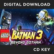 Lego Batman 3 Beyond Gotham PC CD Key Download for Steam