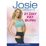 Josie Gibsons 21 Day Fat Burn DVD