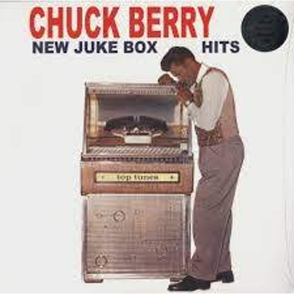 Chuck Berry ‎– Juke Box Hits Limited Edition Red Vinyl