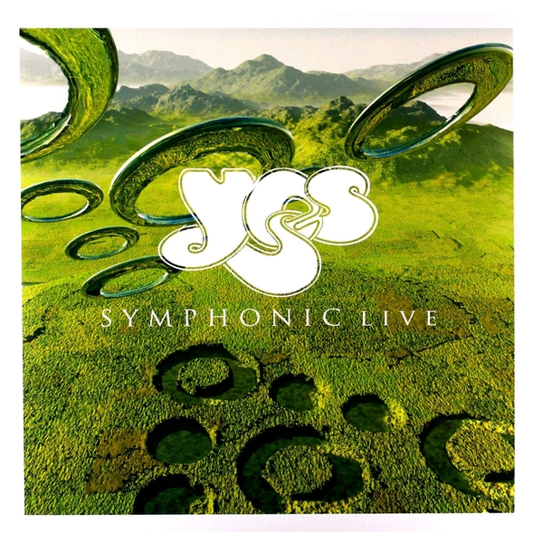 Yes - Symphonic Live - Live In Amsterdam 2001 Vinyl