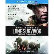 Lone Survivor Blu-ray