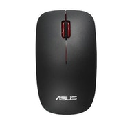 Asus WT300 Wireless Optical Mouse, 1600 DPI, Black & Red