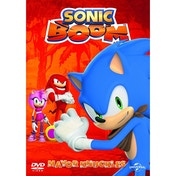 Sonic Boom: Volume 3 - Mayor Knuckles DVD