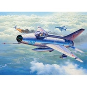 Revell MiG-21 F-13 Fishbed Plane Model Kit