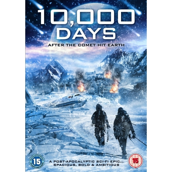 Image of 10,000 Days DVD