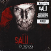 Charlie Clouser - Saw Anthology, Vol. 2 (Original Motion Picture Soundtrack) Vinyl