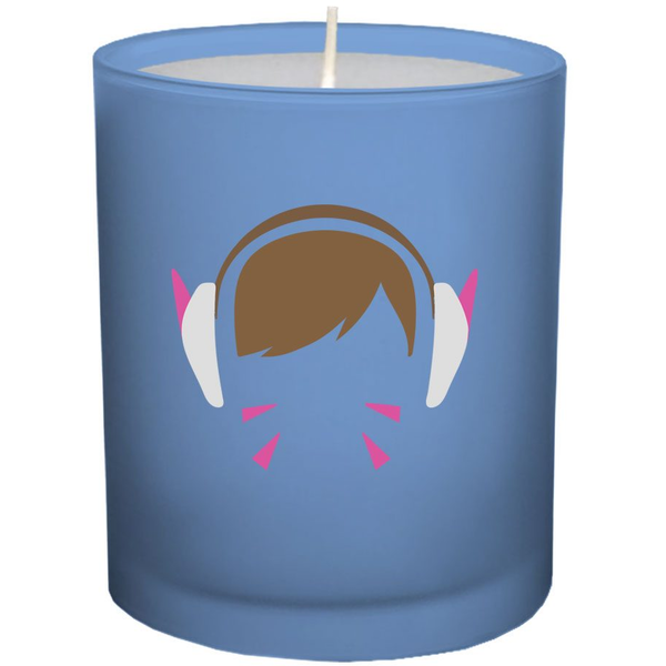 D.Va (Overwatch) Votive Candle