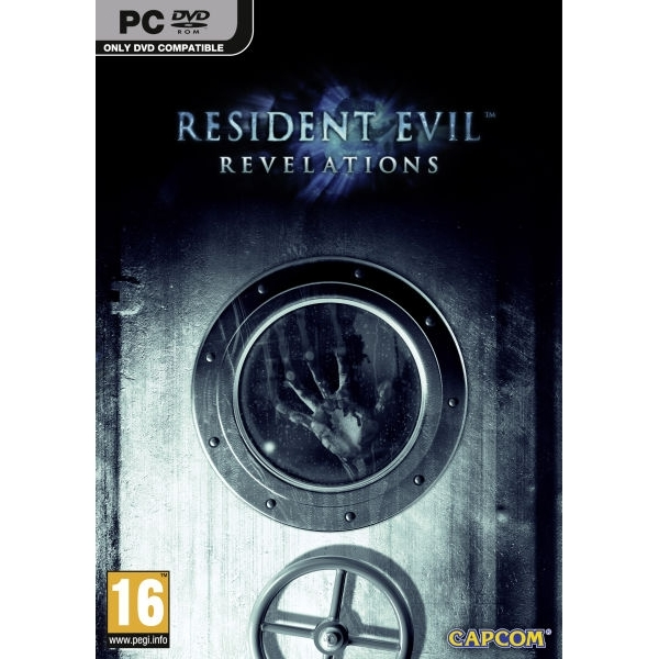 Resident Evil Revelations Game PC