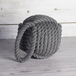 Rope Knot Door Stop | M&W Grey - Image 2