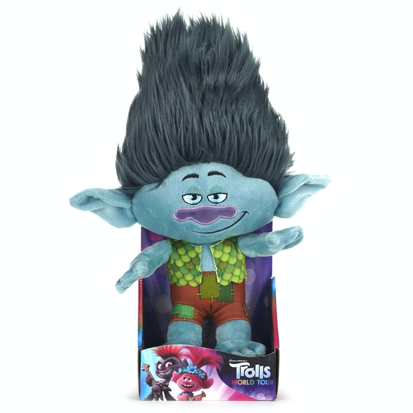 "Trolls 2 World Tour 10"" Branch Soft Toy - Image 1"