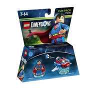 DC Superman LEGO Dimensions Fun Pack