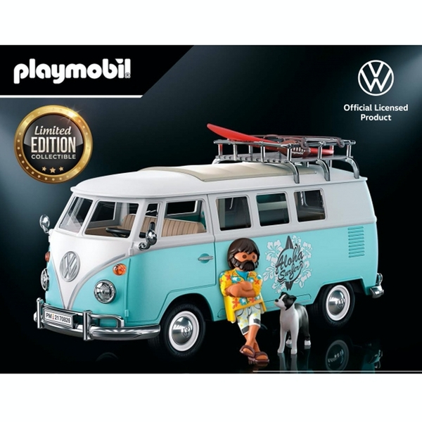 Playmobil 70826 Limited Edition Volkswagen TI Camping Bus