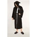 Deathly Hallows Harry Potter Mens Black Fleece Robe - Image 2